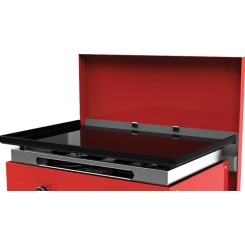 Protective lid for plancha CREATIVE 2 burners ☀ Verycook