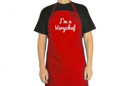 "Cooking apron ""I'm a Verycooker"""