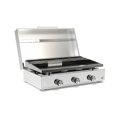 Protective lid for plancha SIMPLICITY 3 burners ☀ Verycook