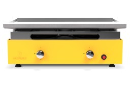 Plancha gas grill CREATIVE 2 burners - Laminated steel plate