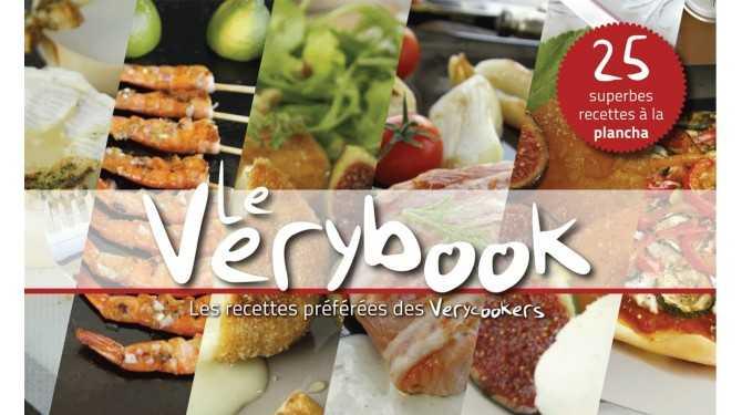 Verybook recipe book