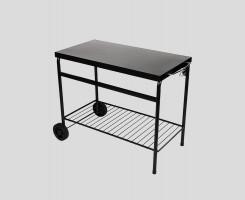 Metal trolley ☀ Verycook