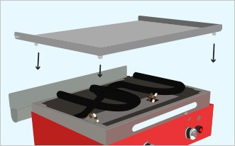plancha grill operating tips 6