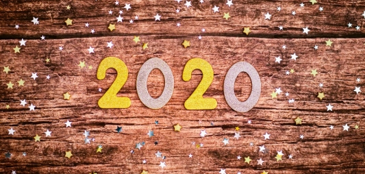 Food 2020 Resolutions for a year on your plate!